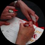 signeren prentenboek