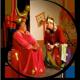 theater Koningin en Stijn